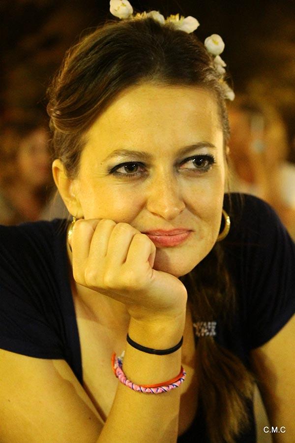 Ilona Yavorkaya, Directora del Teatro de la Danza Lanzarote