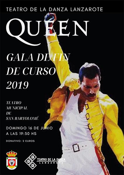 Gala fin de curso 2019. Teatro de la Danza Lanzarote