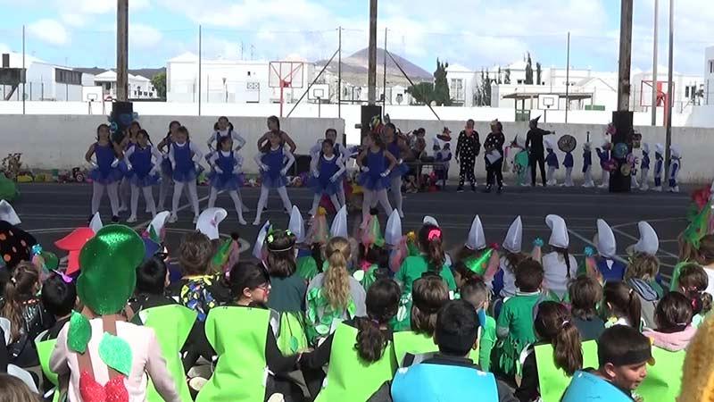Teatro de la Danza Lanzarote - Carnaval 2018 CEIP Playa Honda
