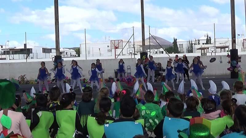 Teatro de la Danza Lanzarote - Carnaval 2018CEIP Playa Honda
