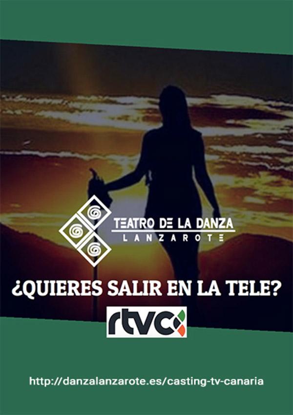 Casting RTVC - Teatro de la Danza Lanzarote