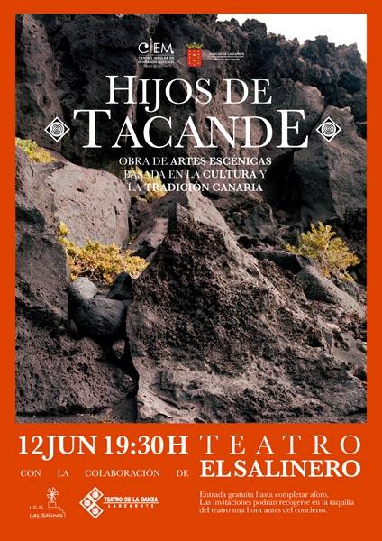Hijos de Tacande - Teatro de la Danza Lanzarote