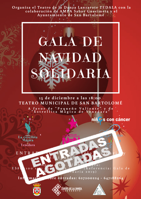 Gala solidaria 2019