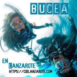 Buceo CID Lanzarote