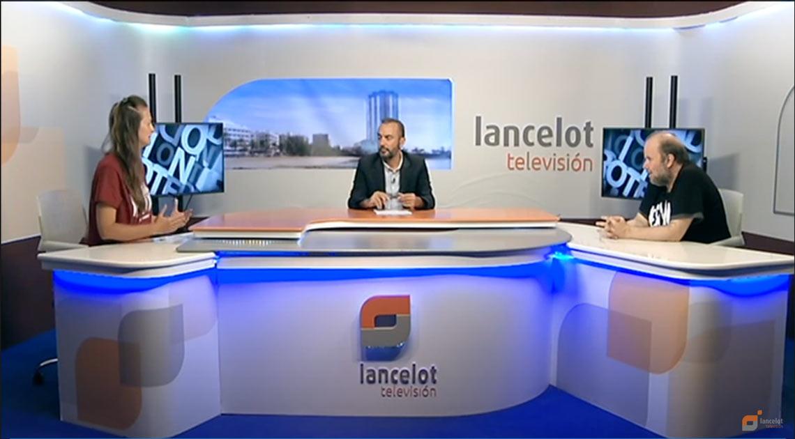 Entrevista Lancelot Televisión